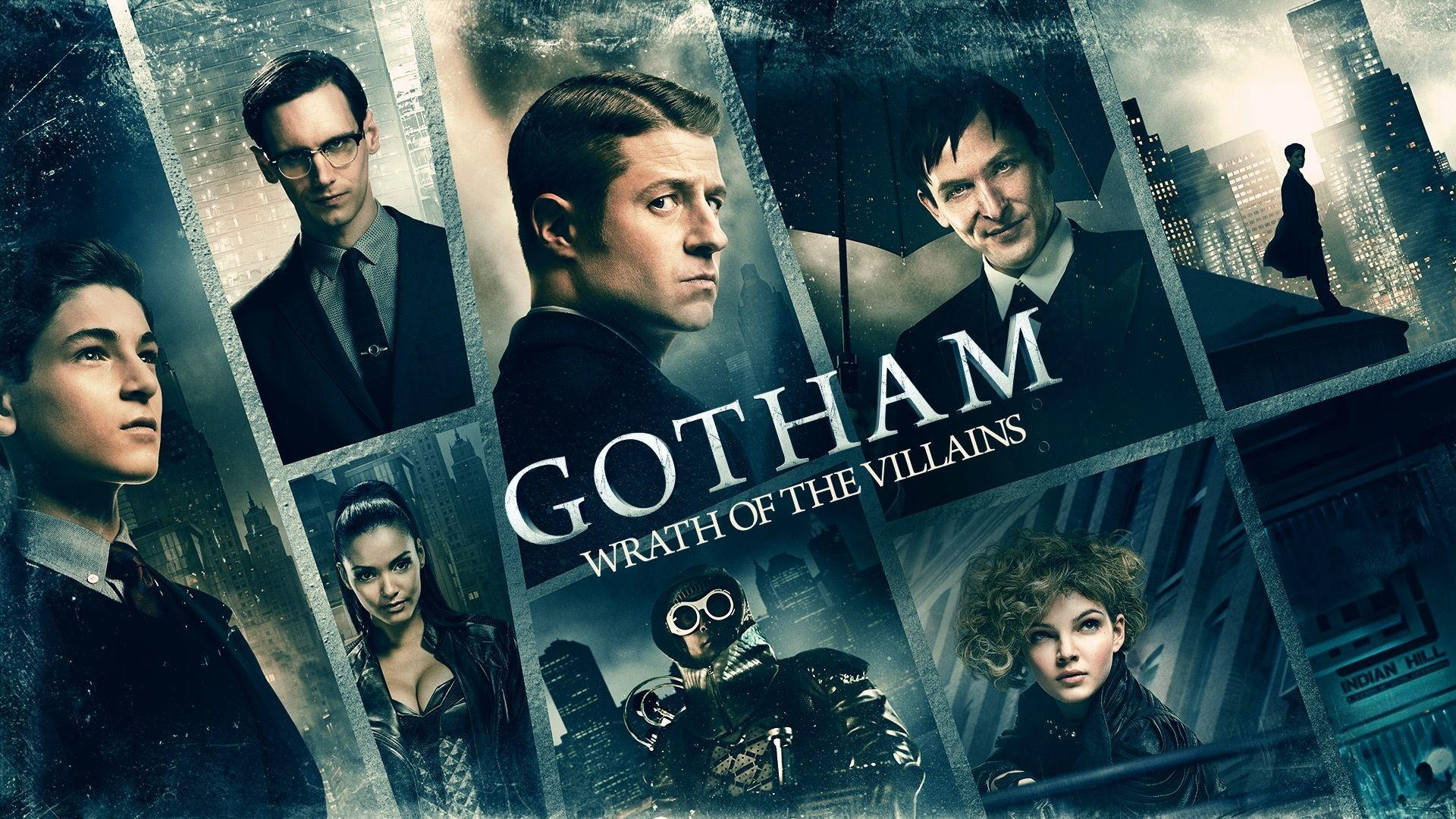 Gotham wallpapers wallpaper cave - Gotham wallpaper ...