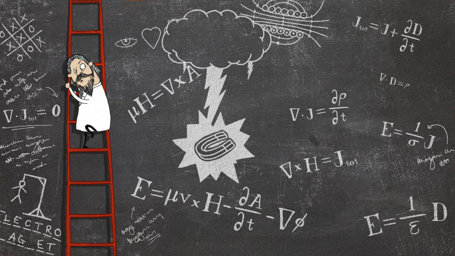 physics chemistry maths wallpapers