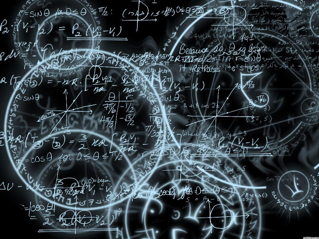 Maths Physics Chemistry Wallpapers Wallpaper Cave
