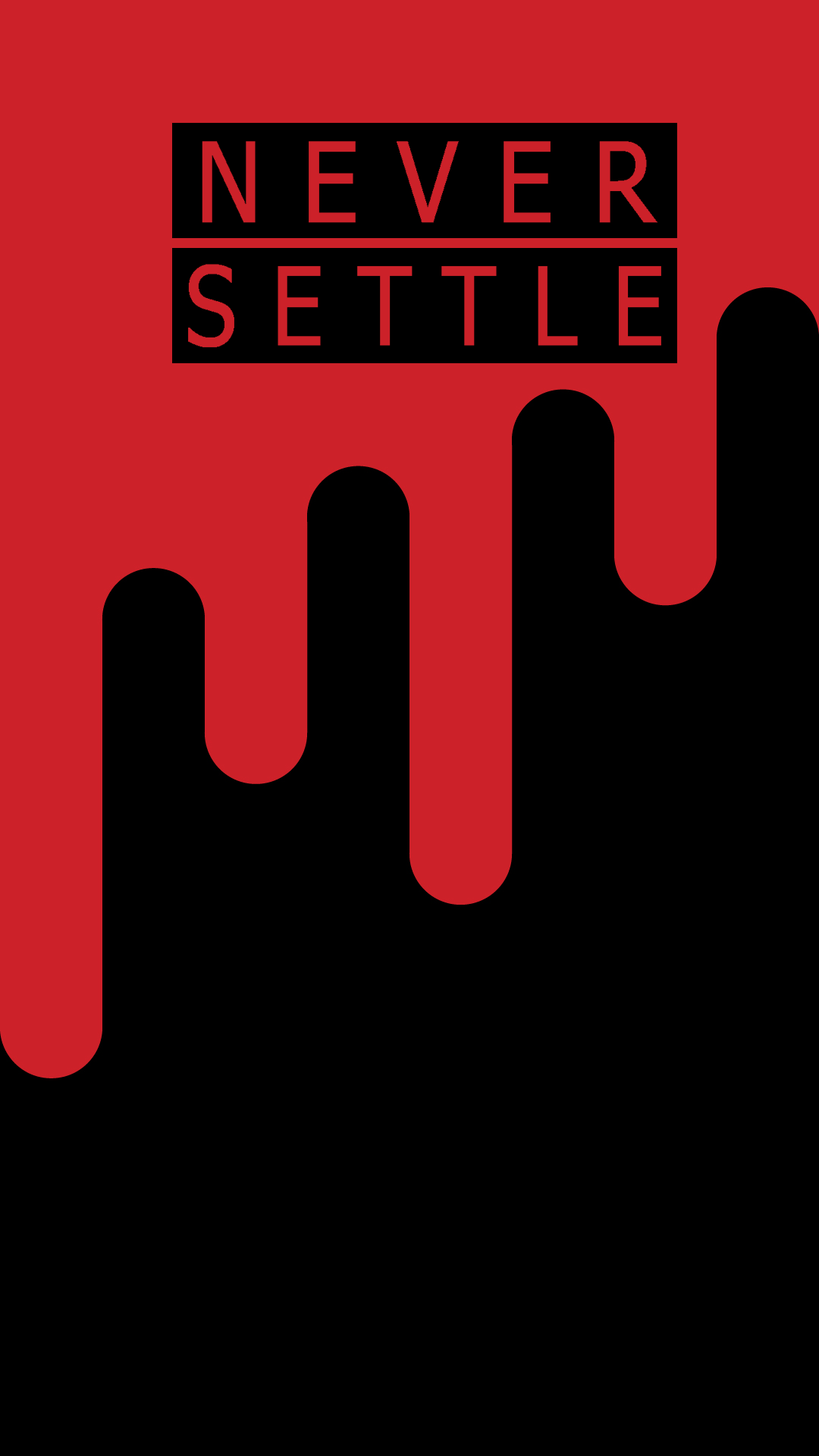 Never Settle Wallpapers Wallpaper Cave