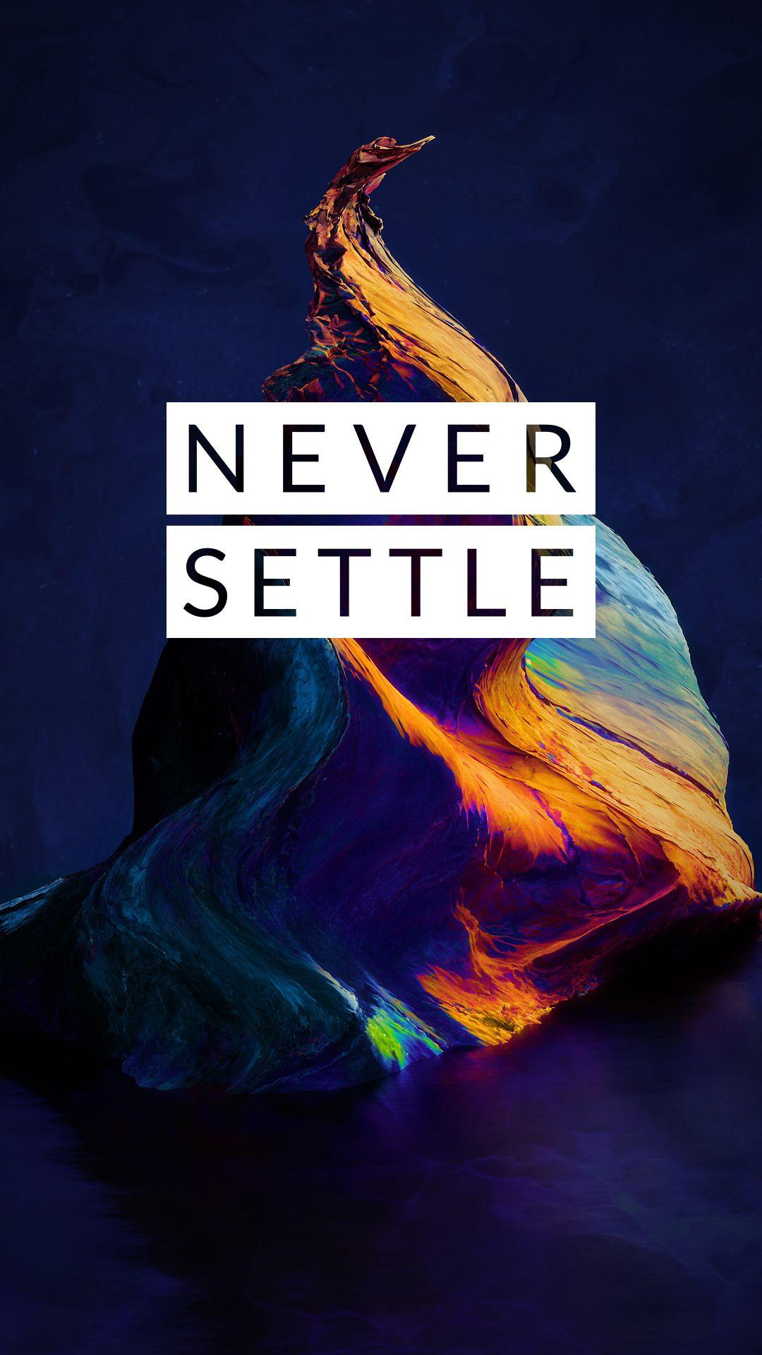 Never Settle Wallpapers - Wallpaper Cave