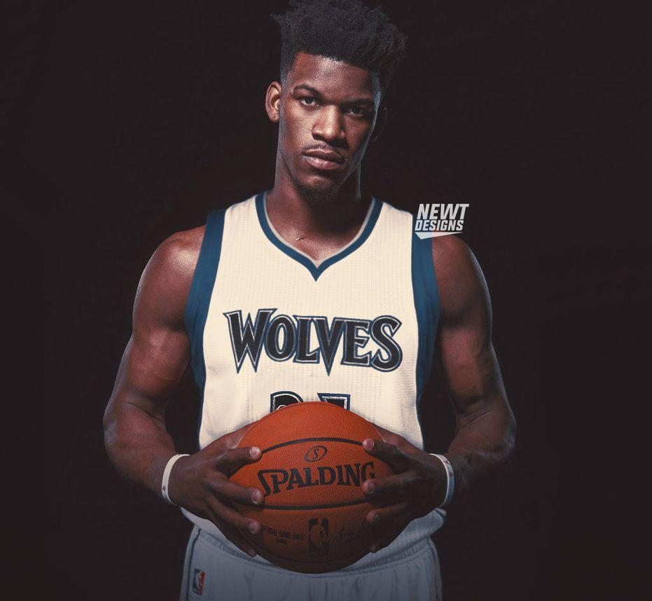 Jimmy Butler Jersey Swap