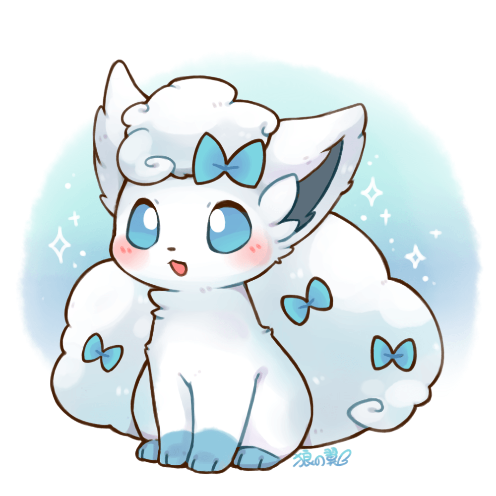 Alolan Vulpix Wallpapers - Wallpaper Cave Vulpix Wallpaper