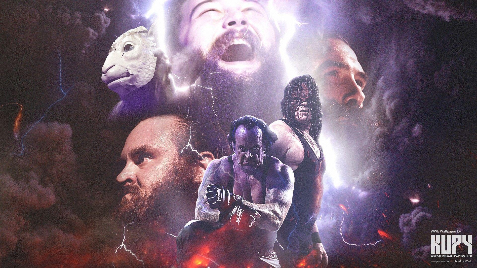 Braun Strowman Wallpapers Wallpaper