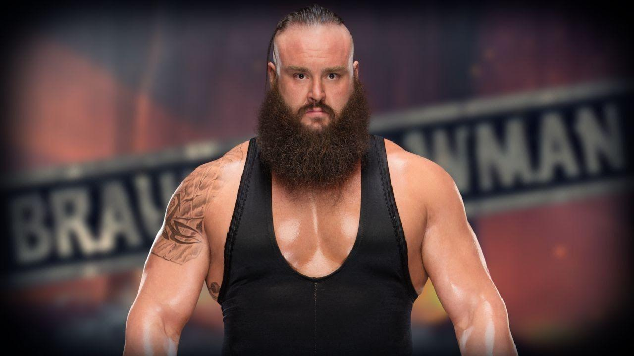 Braun Strowman HD Desktop Wallpaper