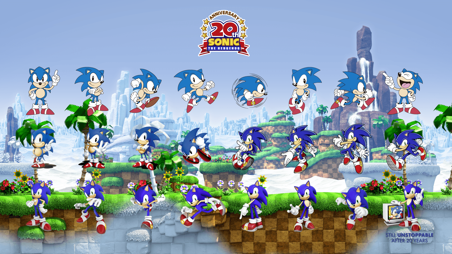 Sonic Generations Wallpapers - Wallpaper Cave