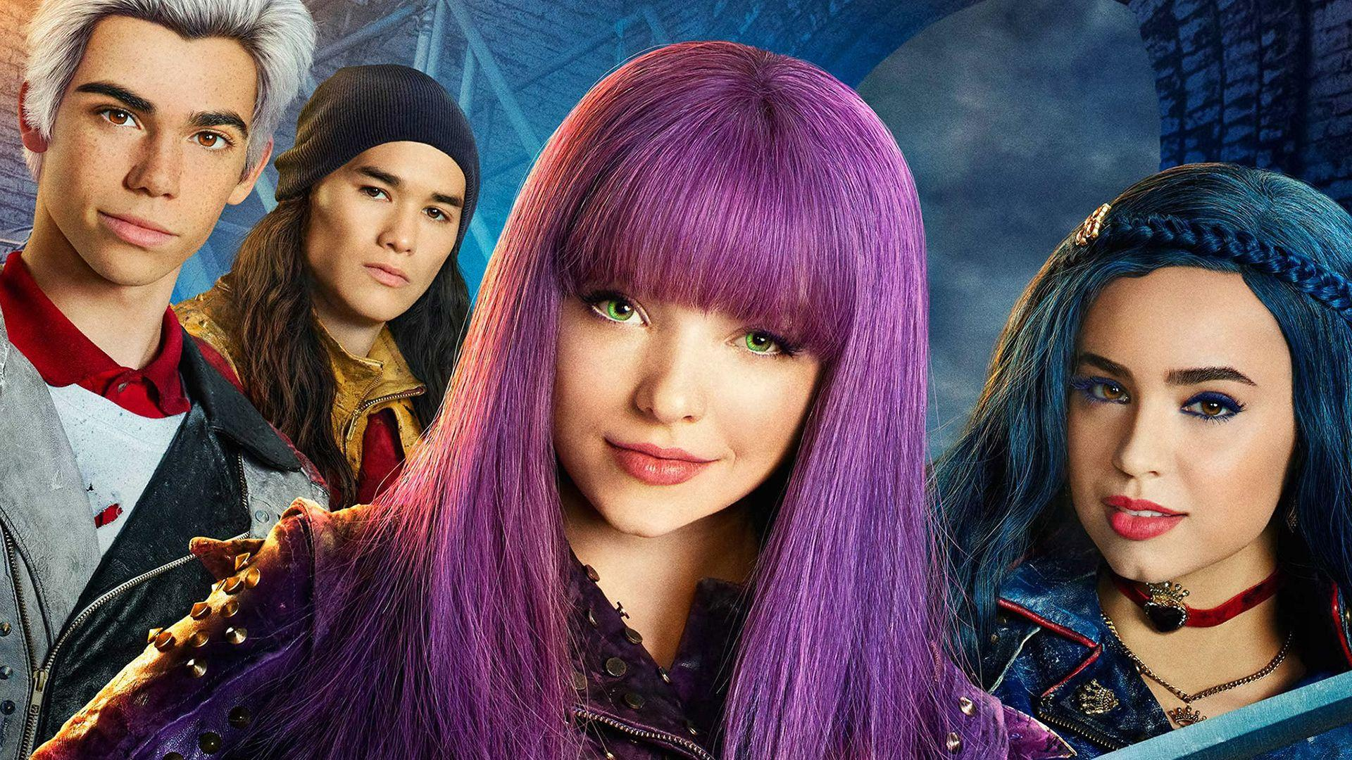Descendants 2 Disney TV Movie Wallpaper #34268