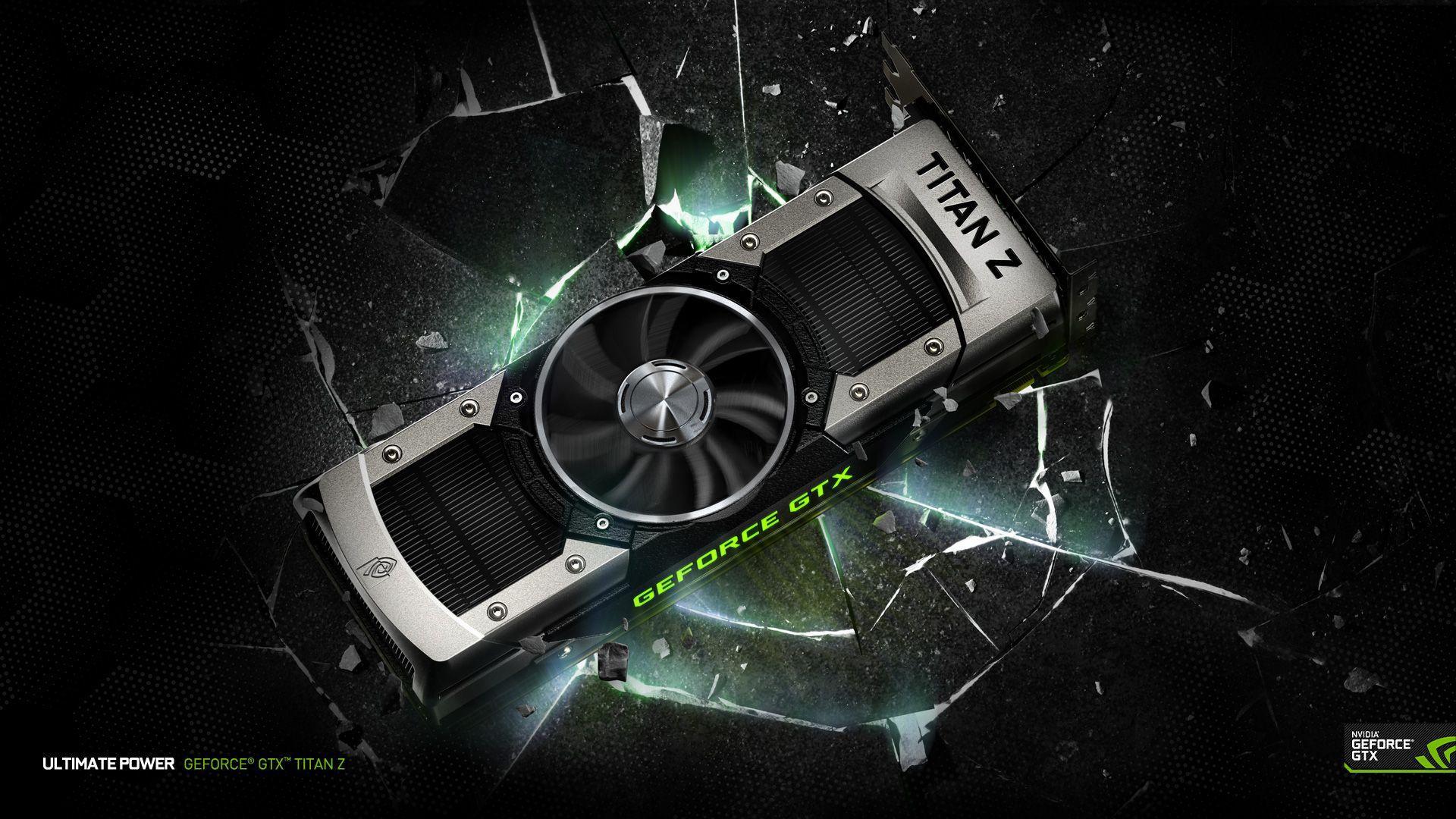 Download GeForce GTX TITAN Z Wallpapers