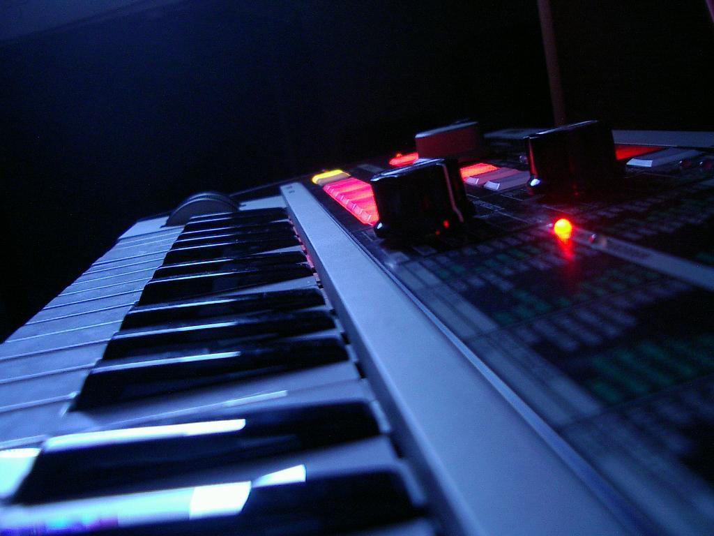 Electric Piano Wallpapers Wallpaper Cave