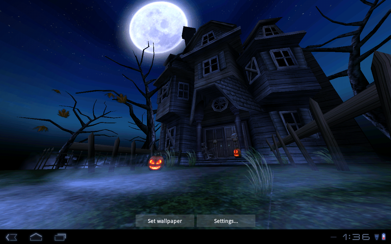 Haunted House Hd Android Free Download