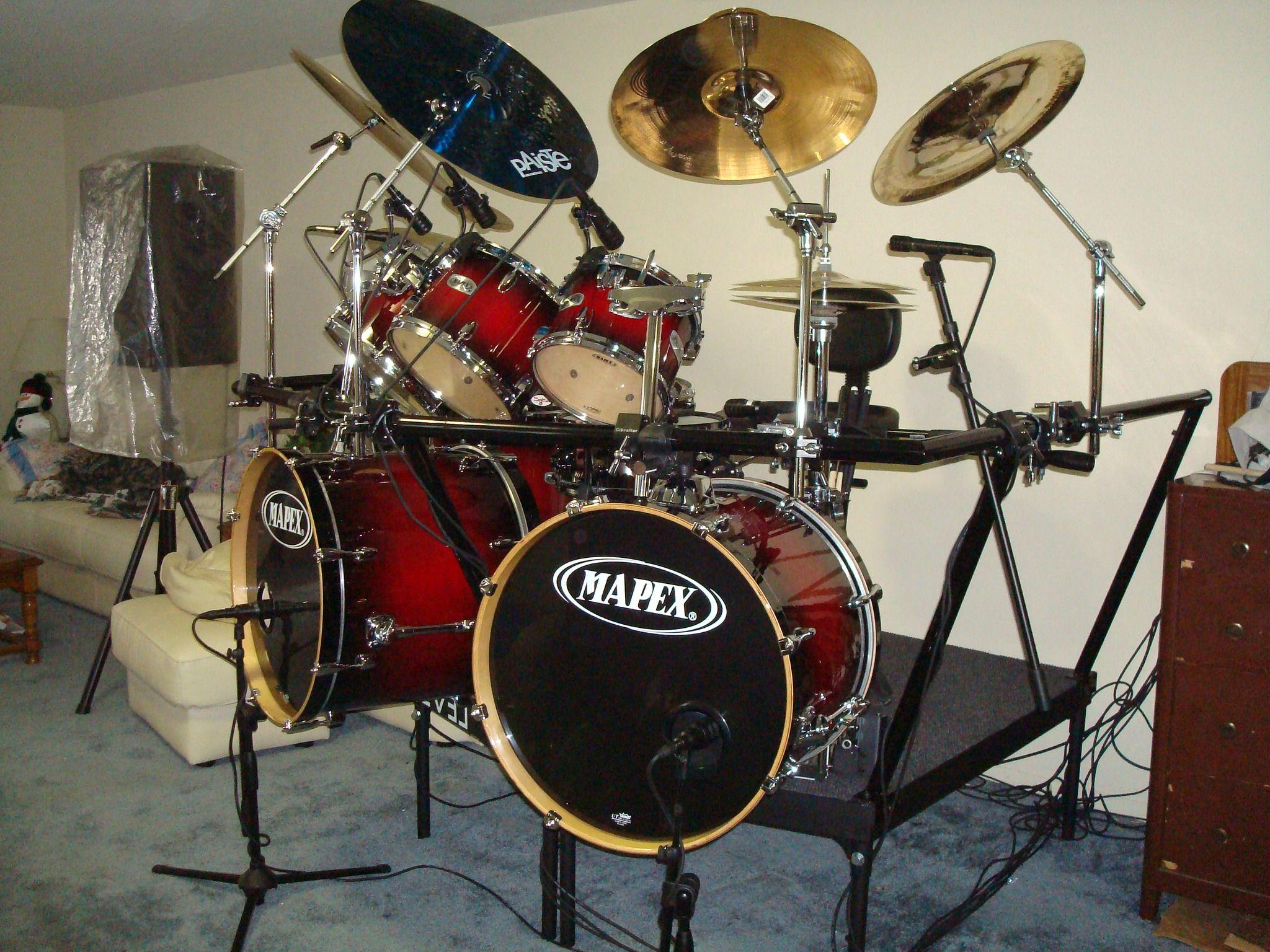 mapex drums wallpapers