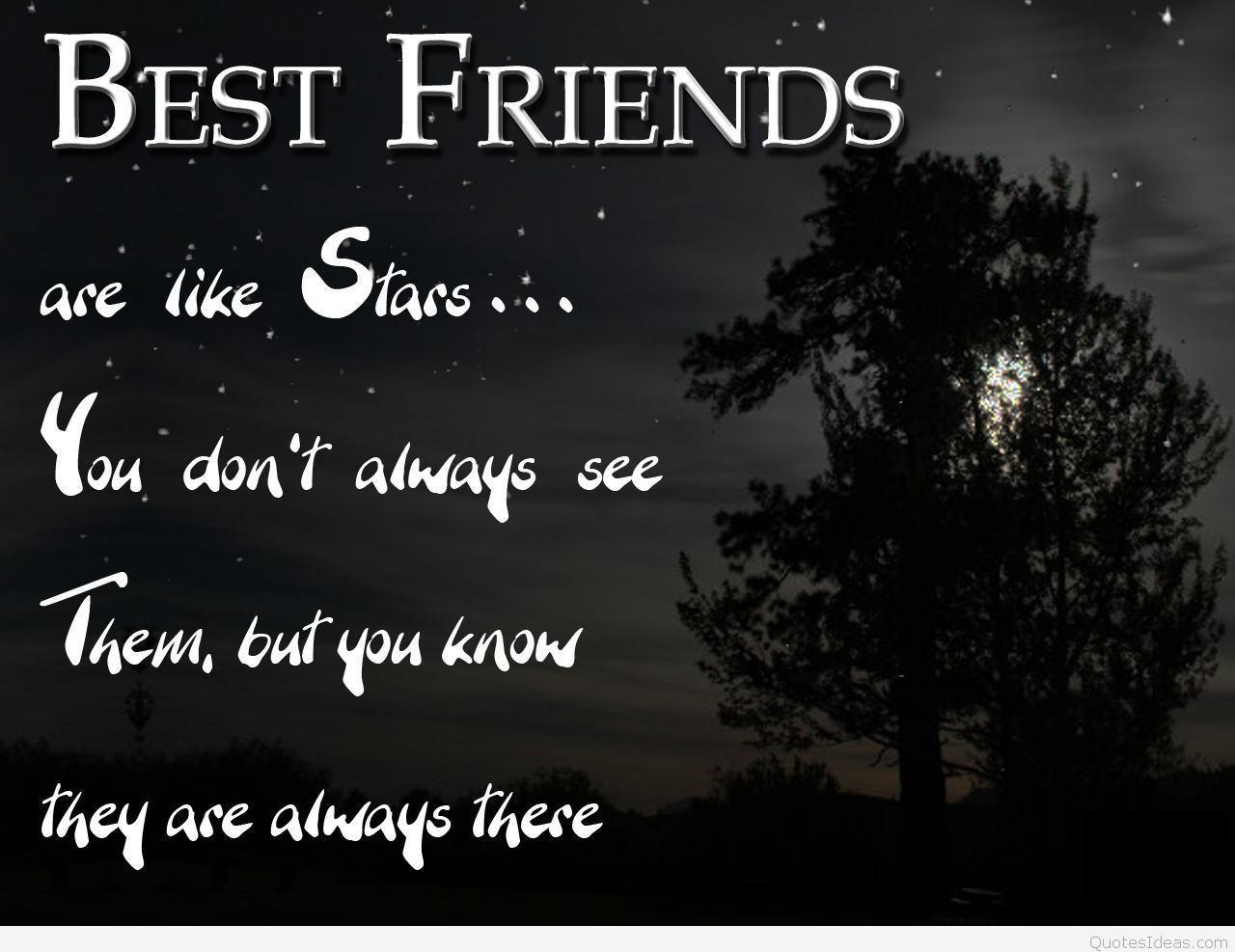 Best Friend Quotes Wallpapers - Wallpaper Cave
