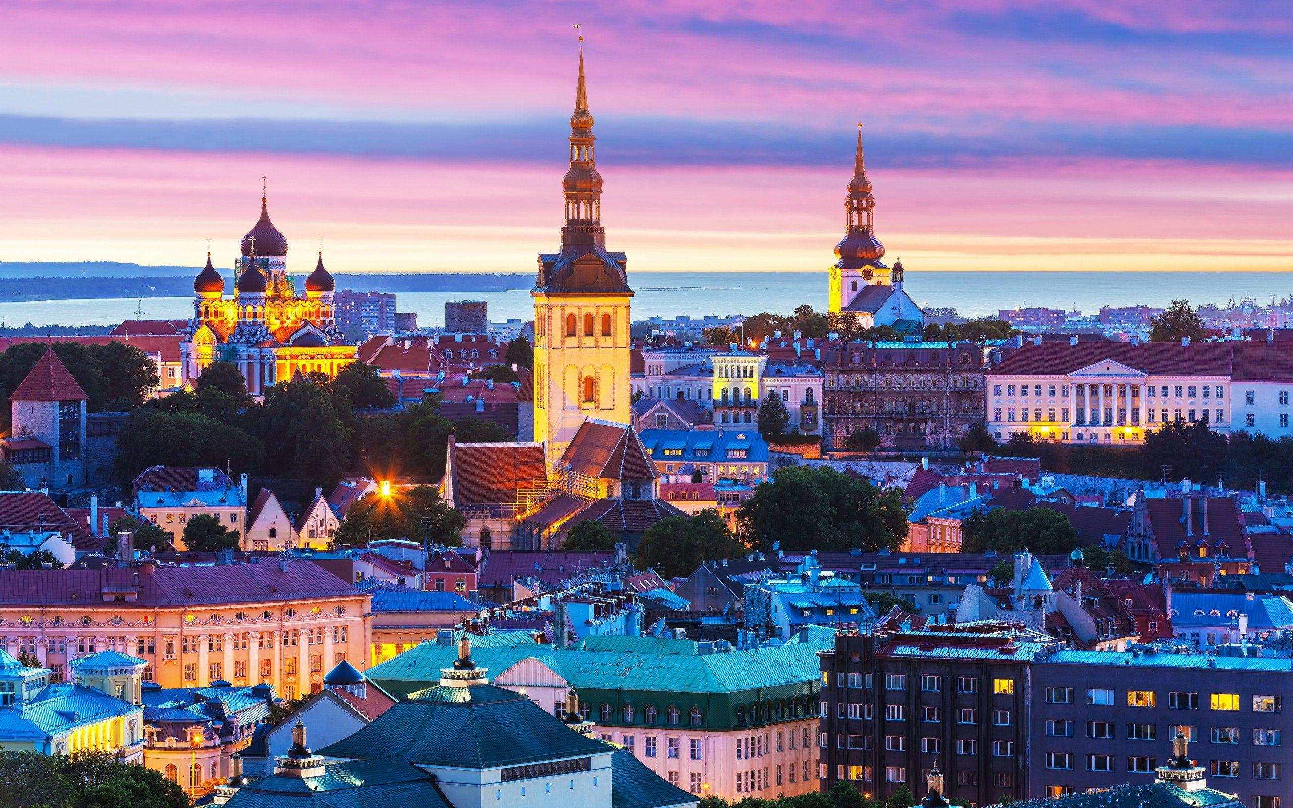9 Cities / Estonia HD Wallpapers