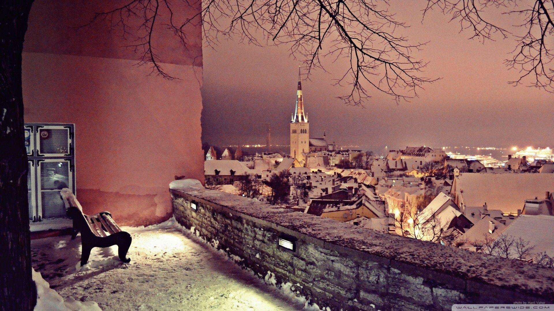Estonia Tag wallpapers: Tallinn Estonia Cities City Old Travel