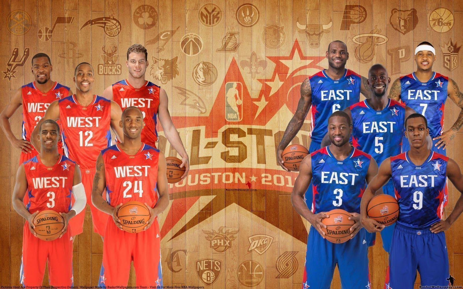 NBA Backgrounds Group 79
