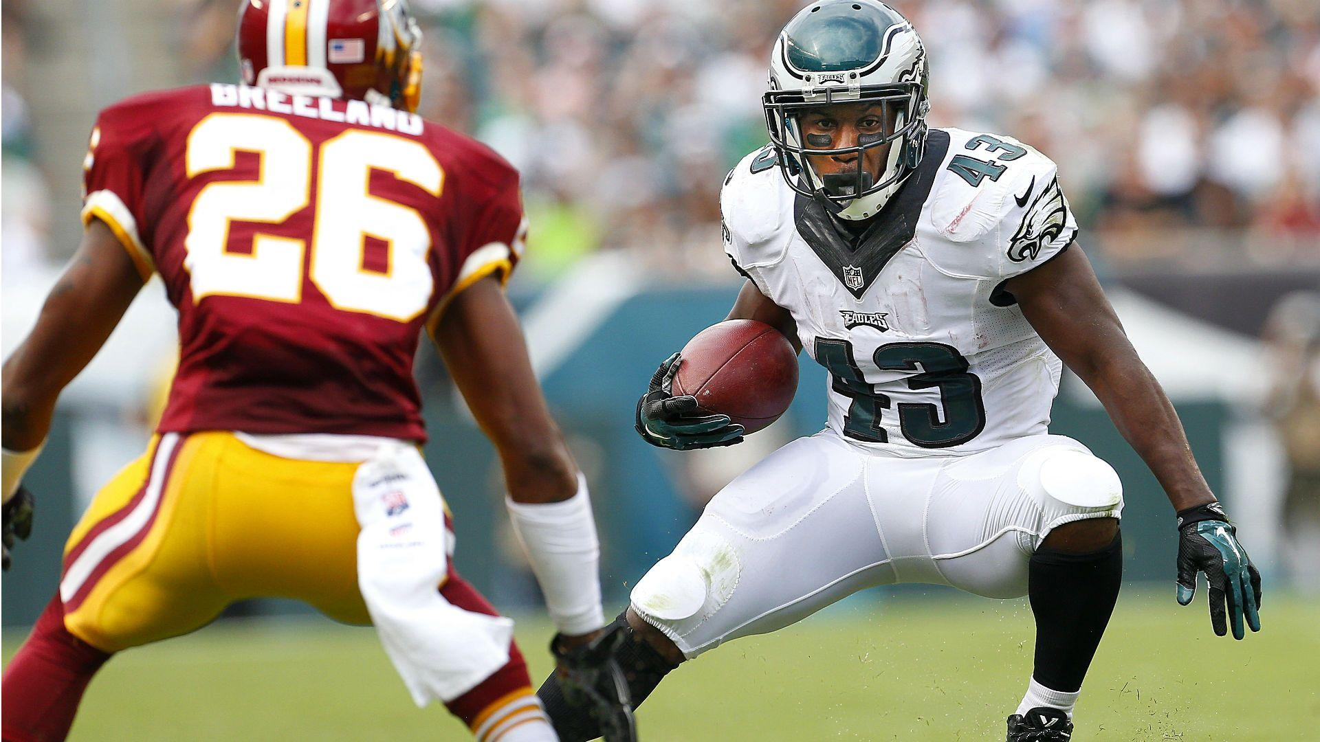 Eagles' Sproles felt disrespected by Saints | NFL | Sporting News