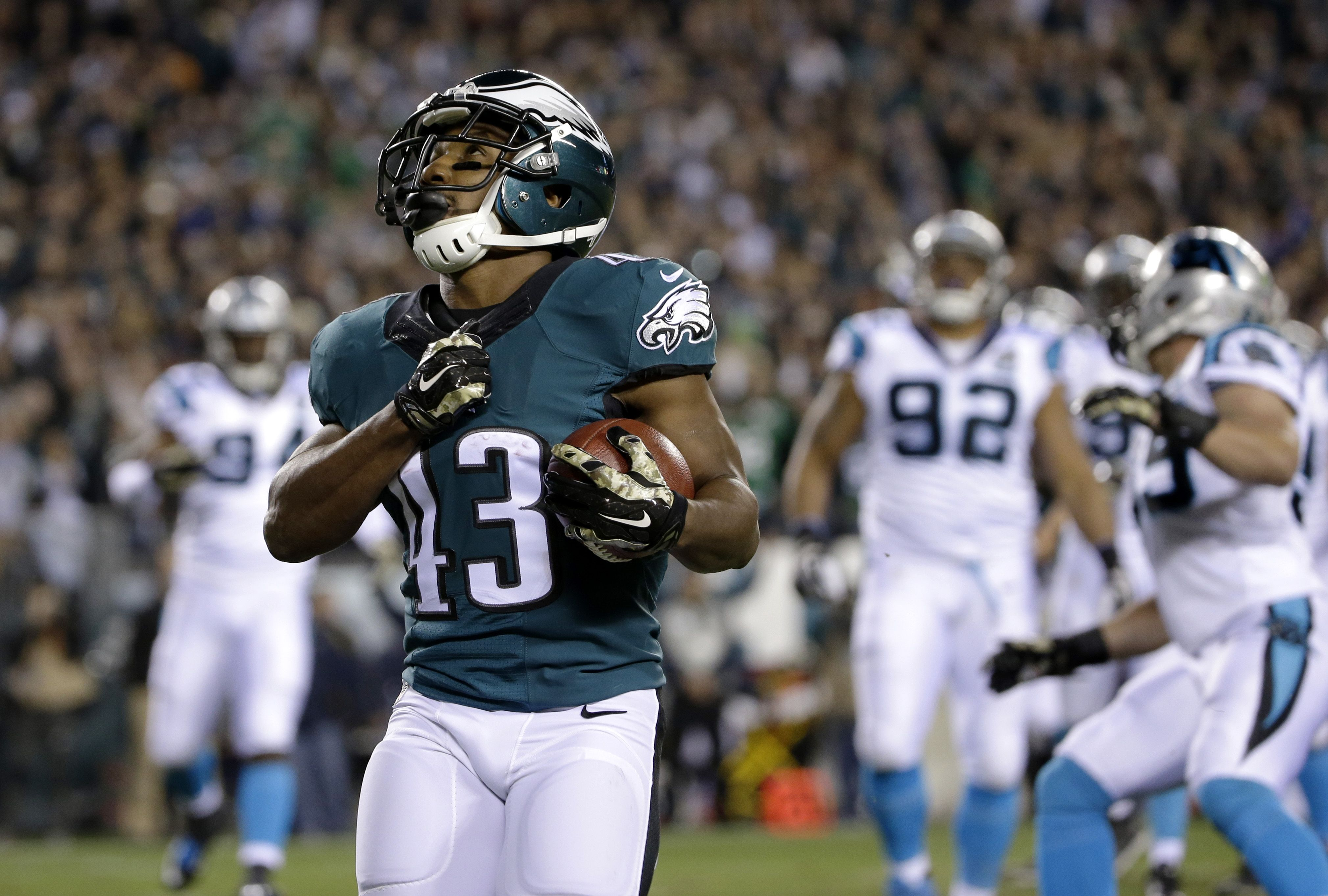 Sproles named Special Teams Player of the Week again | CSN Philly