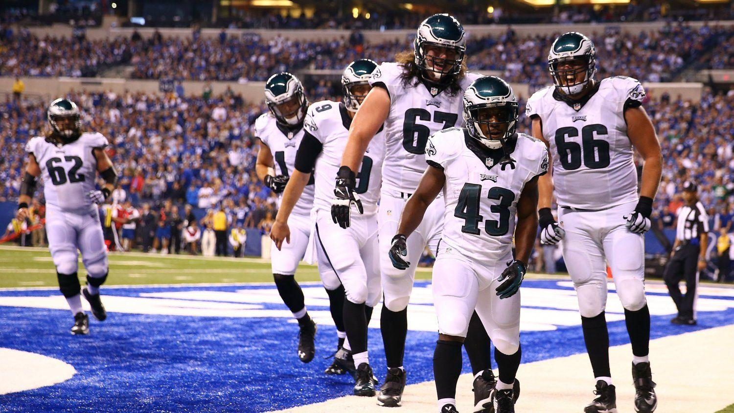 Week 2: Eagles' Studs And Duds « CBS Philly