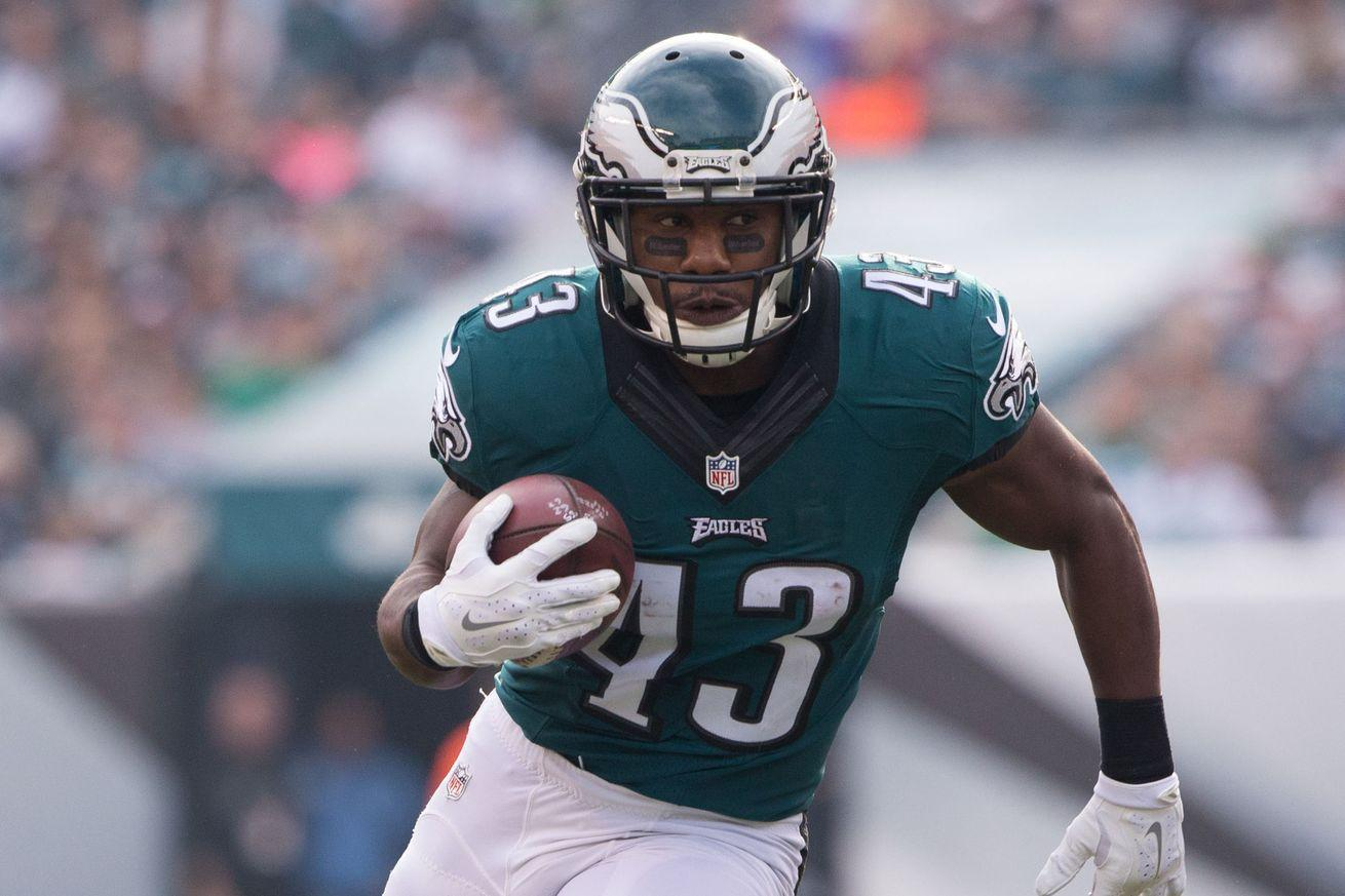 Doug Pederson Gushes about Darren Sproles – PhillyInfluencer.com