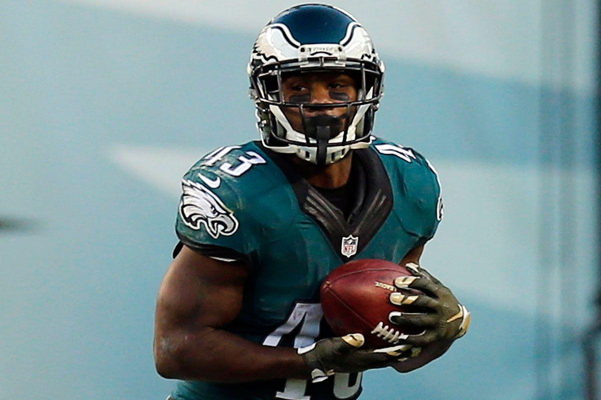Sproles finds lack of opportunities 'frustrating'