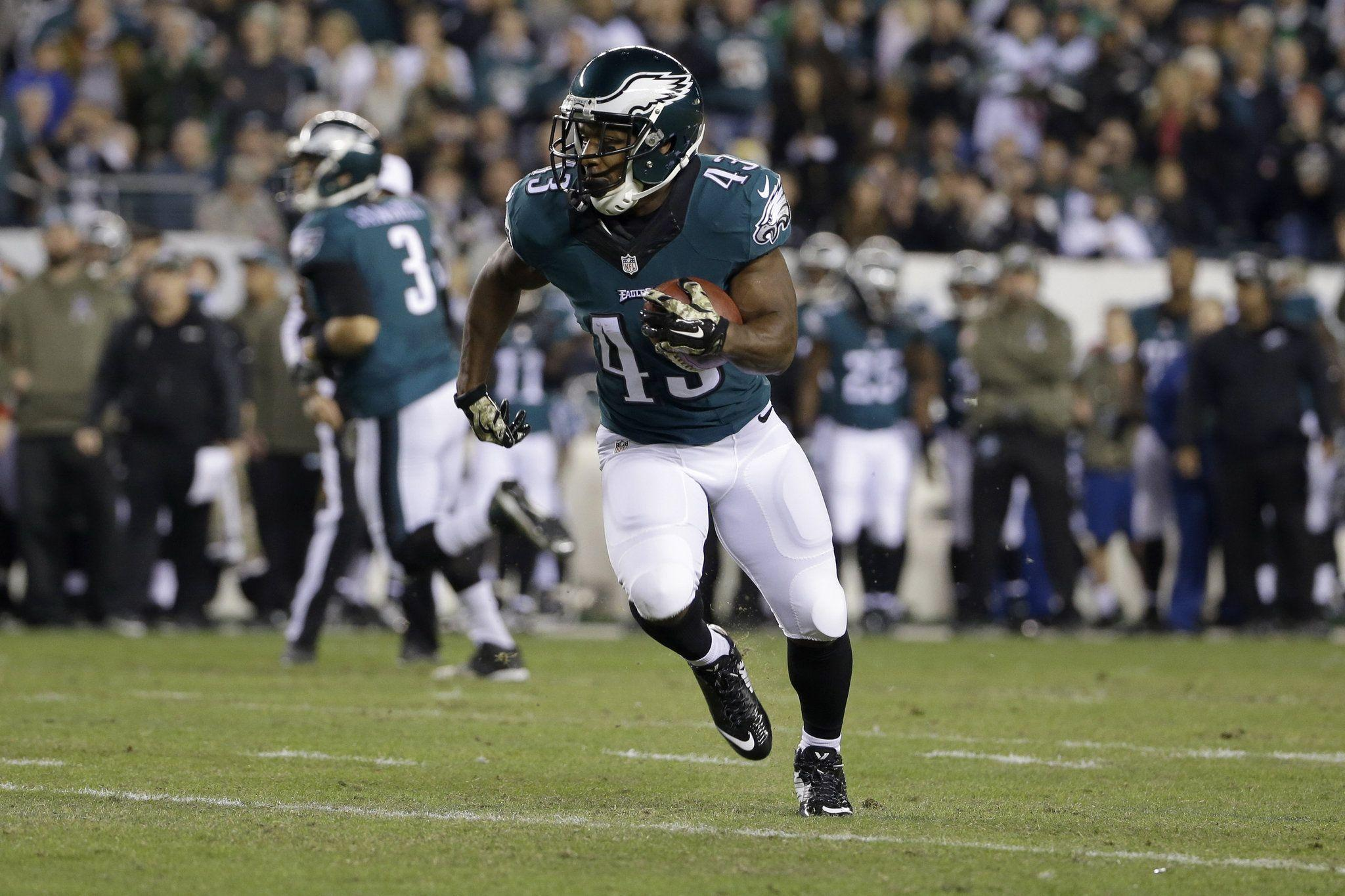 Former Saint Darren Sproles at peace with trade that sent him to ...