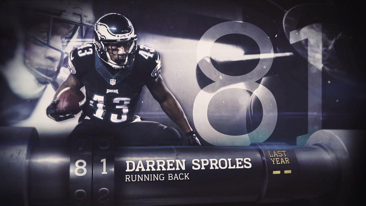 81 Darren Sproles (RB, Eagles) | Top 100 Players of 2015 - YouTube