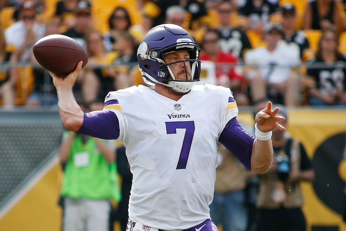 Can the Vikings Win with Case Keenum?
