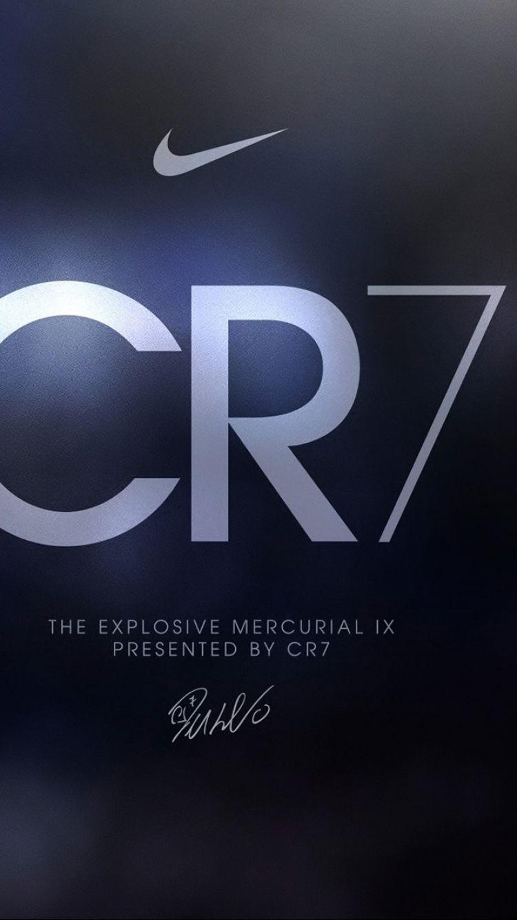 Cr7 Logo Wallpapers Wallpaper Cave