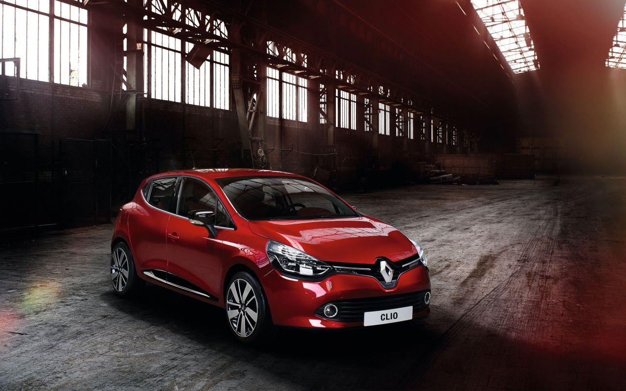 2013 Renault Clio 3 Wallpapers