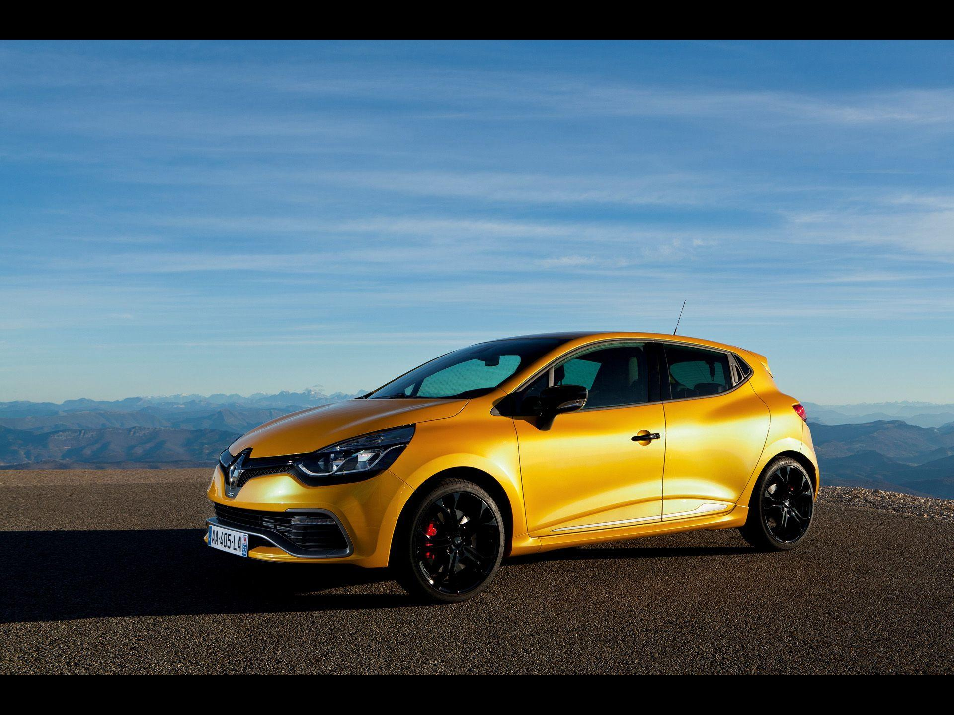 3 2013 Renault Clio Rs 200 Edc HD Wallpapers