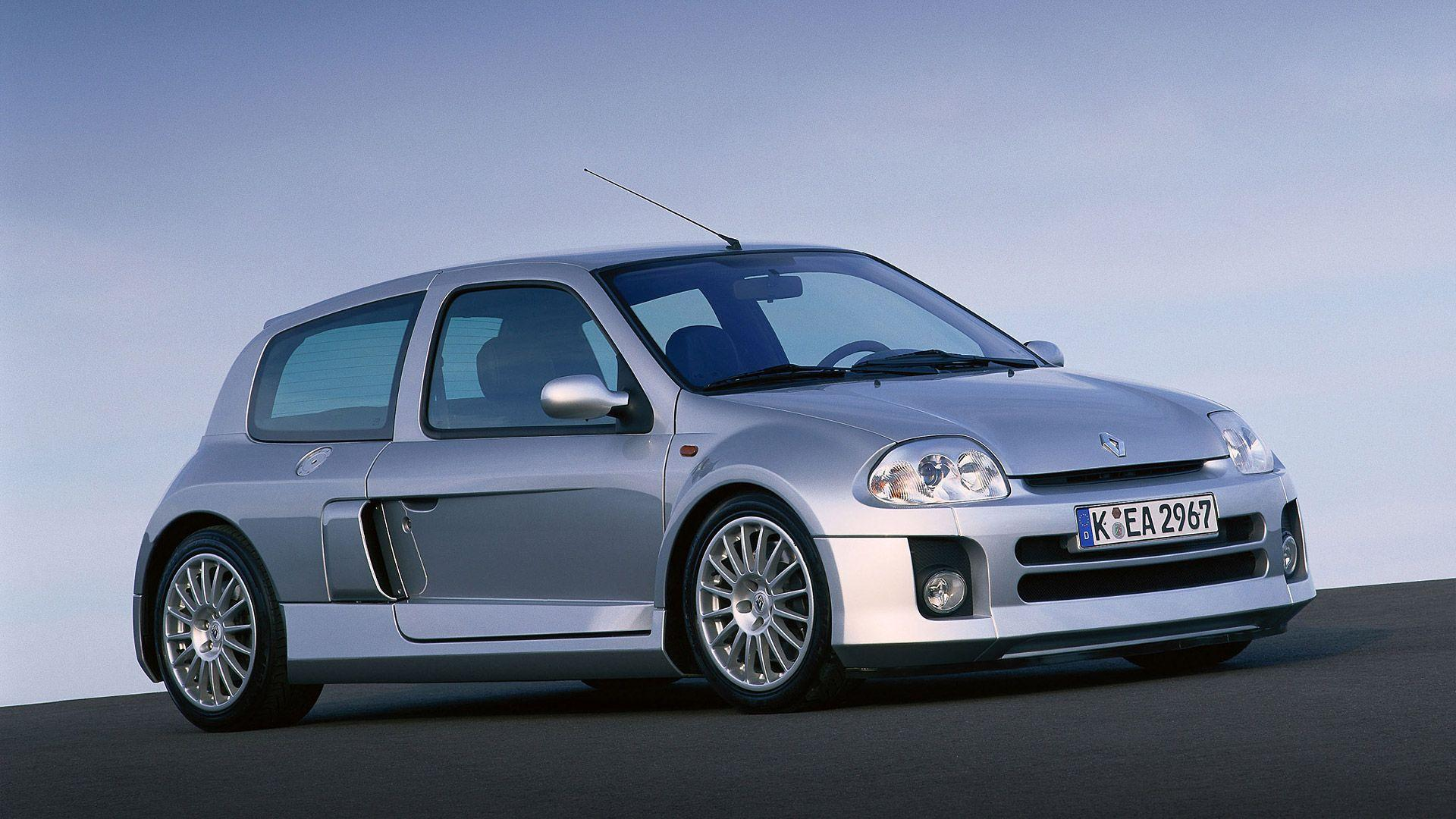 2000 Renault Clio V6 Wallpapers & HD Image