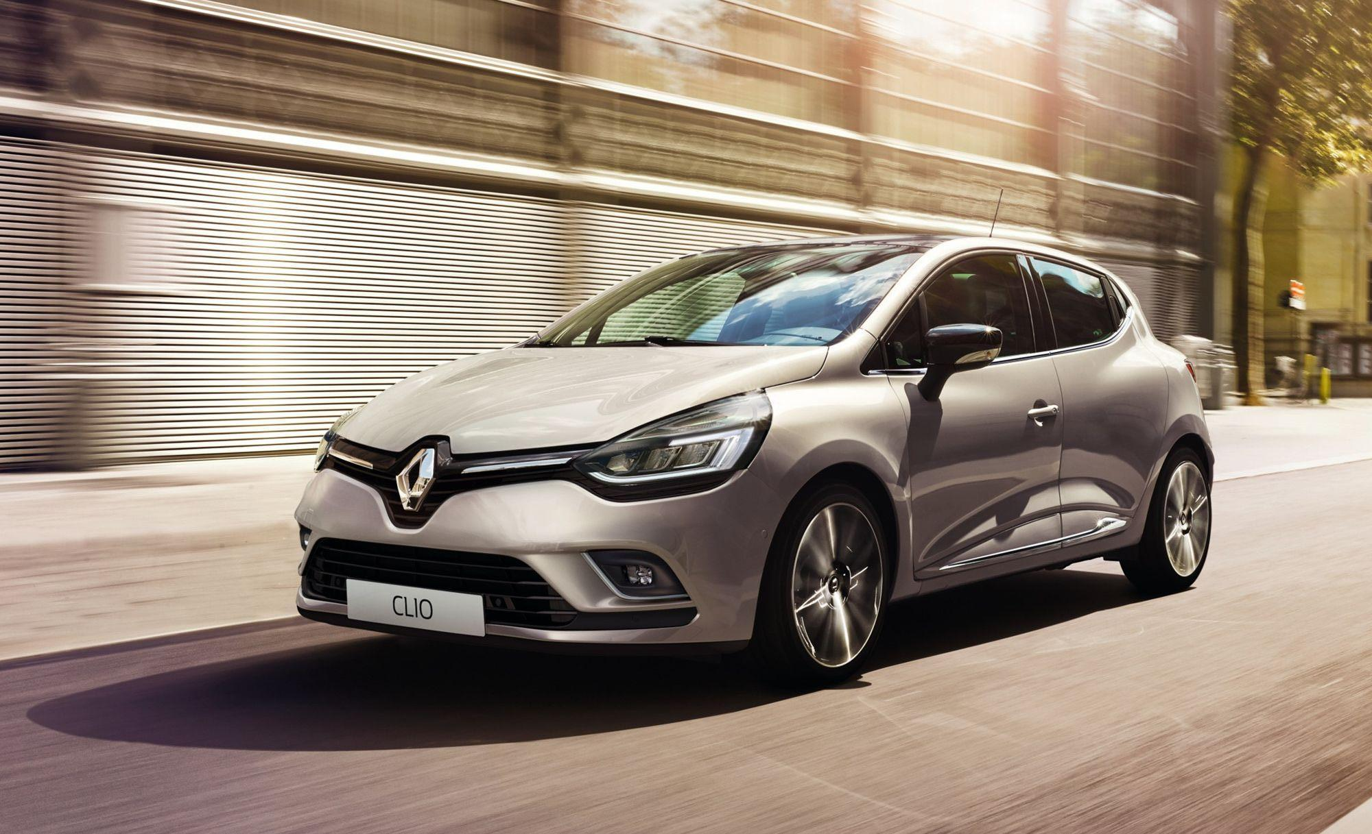 2017 RENAULT CLIO MOTION WALLPAPERS