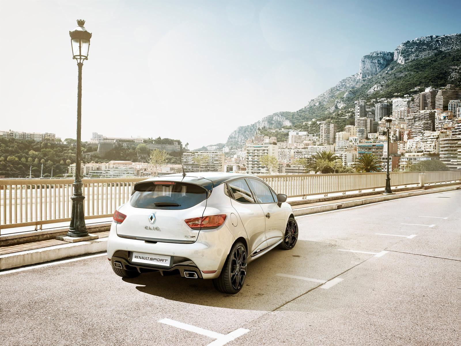 Renault Clio RS Monaco GP 2014 photo 108696 pictures at high