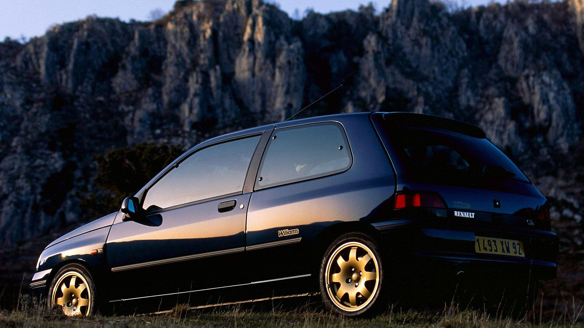 1993 Renault Clio Williams Wallpapers & HD Image