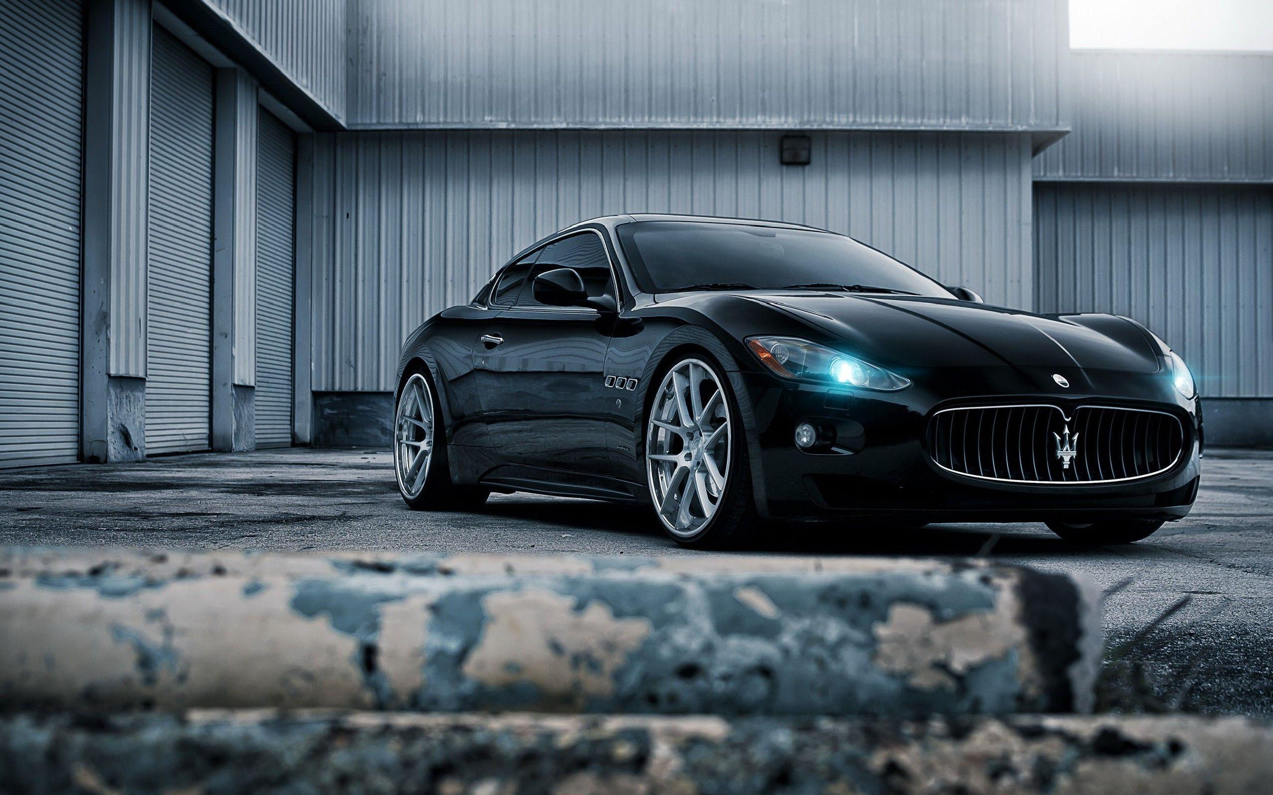 Daily Wallpaper: Maserati GranTurismo | I Like To Waste My Time