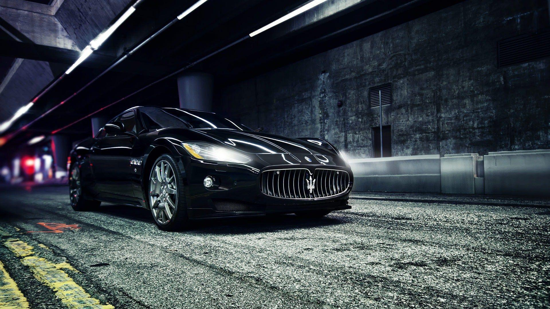 Facts about the Maserati Granturismo | Wallpapers For Desktop ...