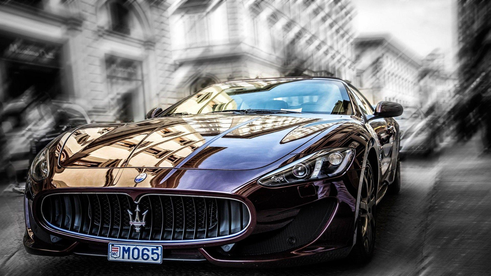 Maserati Granturismo S Mc Line Bw Cars HD Wallpapers | Wallpapers ...