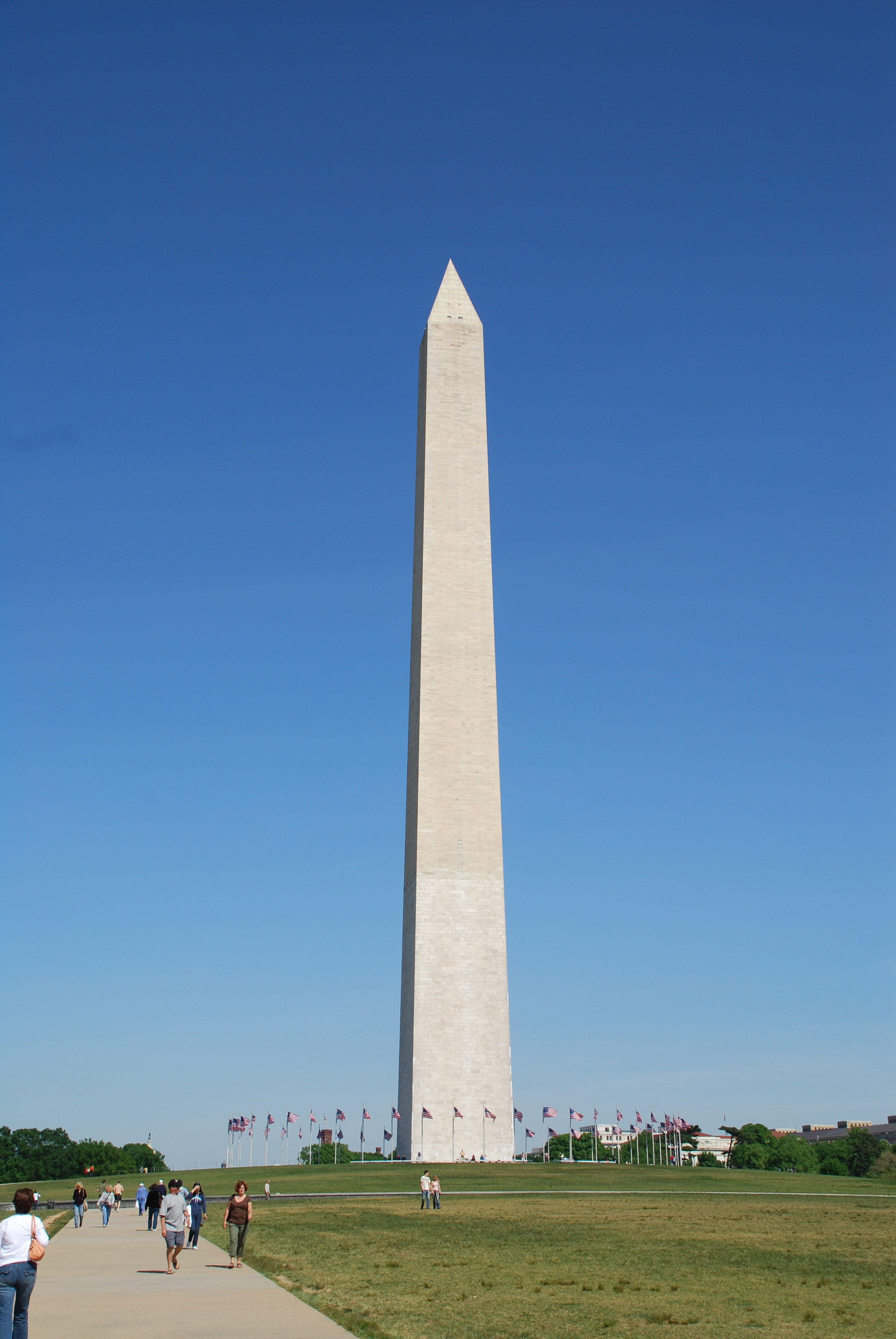 Washington Monument, National Mall : Travel Wallpaper and Stock Photo