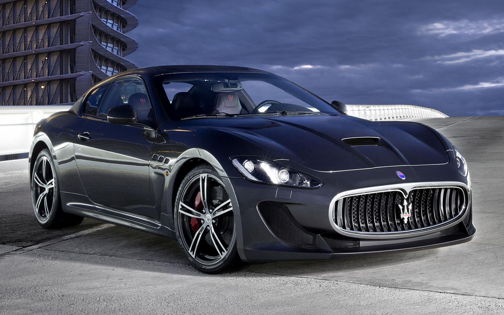 Maserati GranTurismo MC Stradale (2013) Wallpapers and HD Images ...