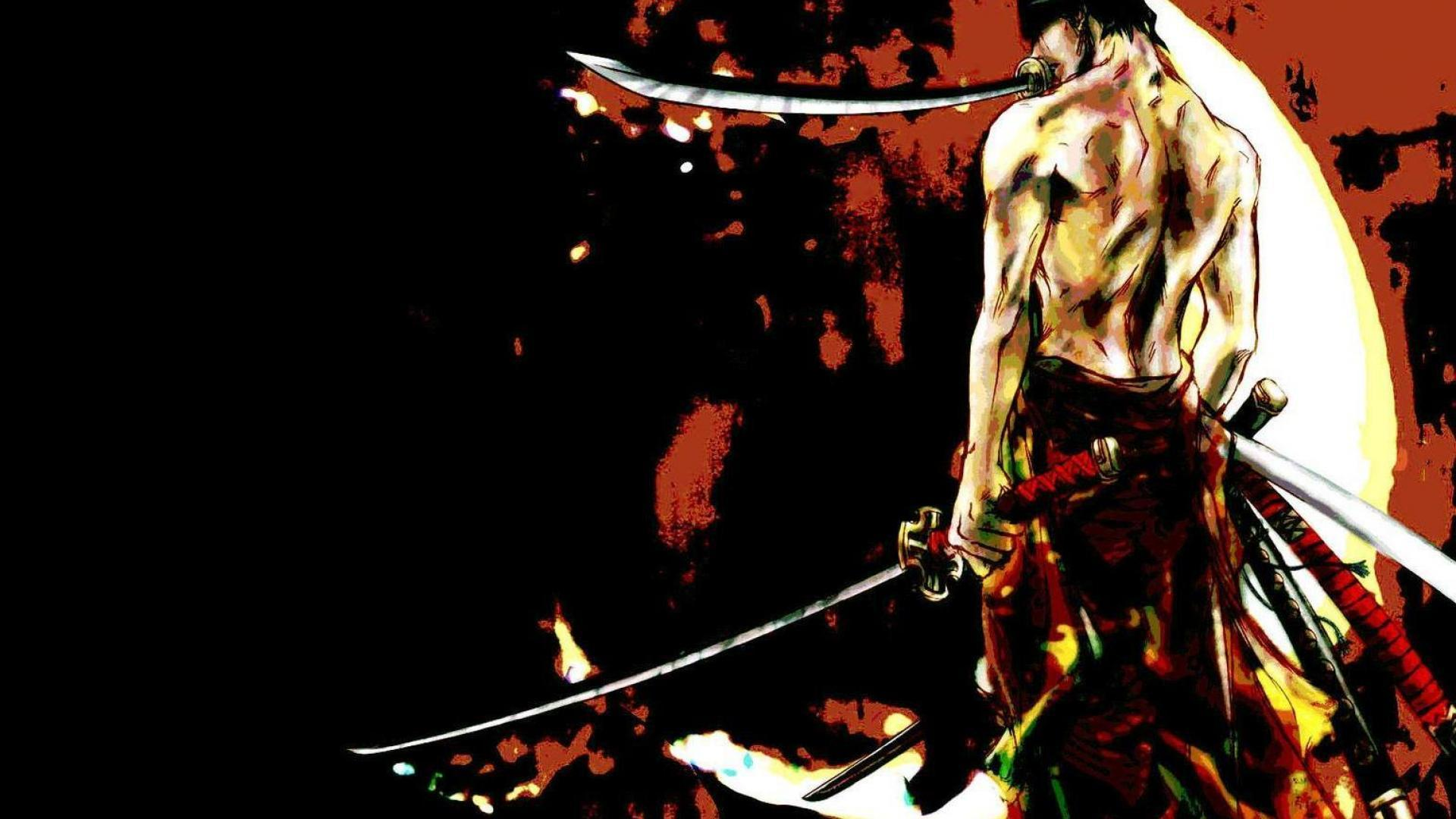 Zorro One Piece Wallpa...