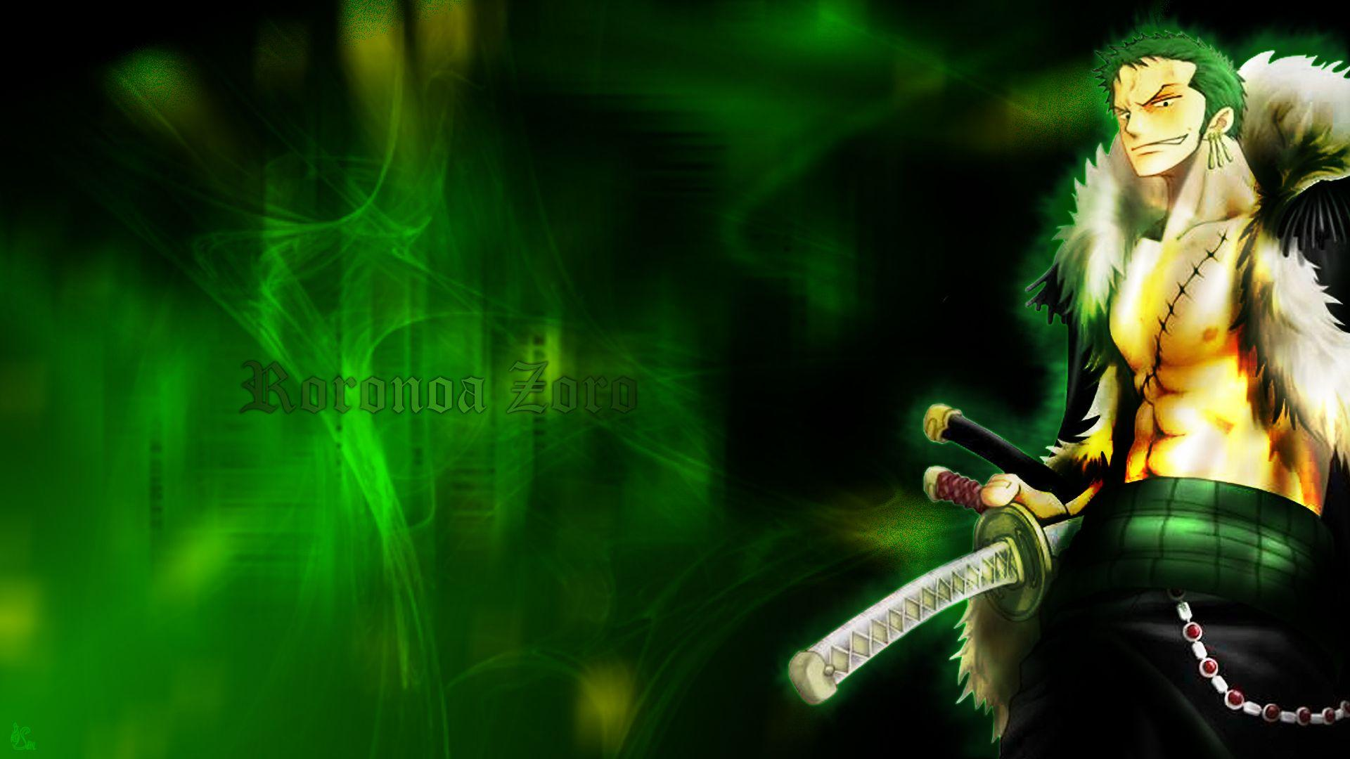 Roronoa Zoro Hd Wallpapers Wallpaper Cave