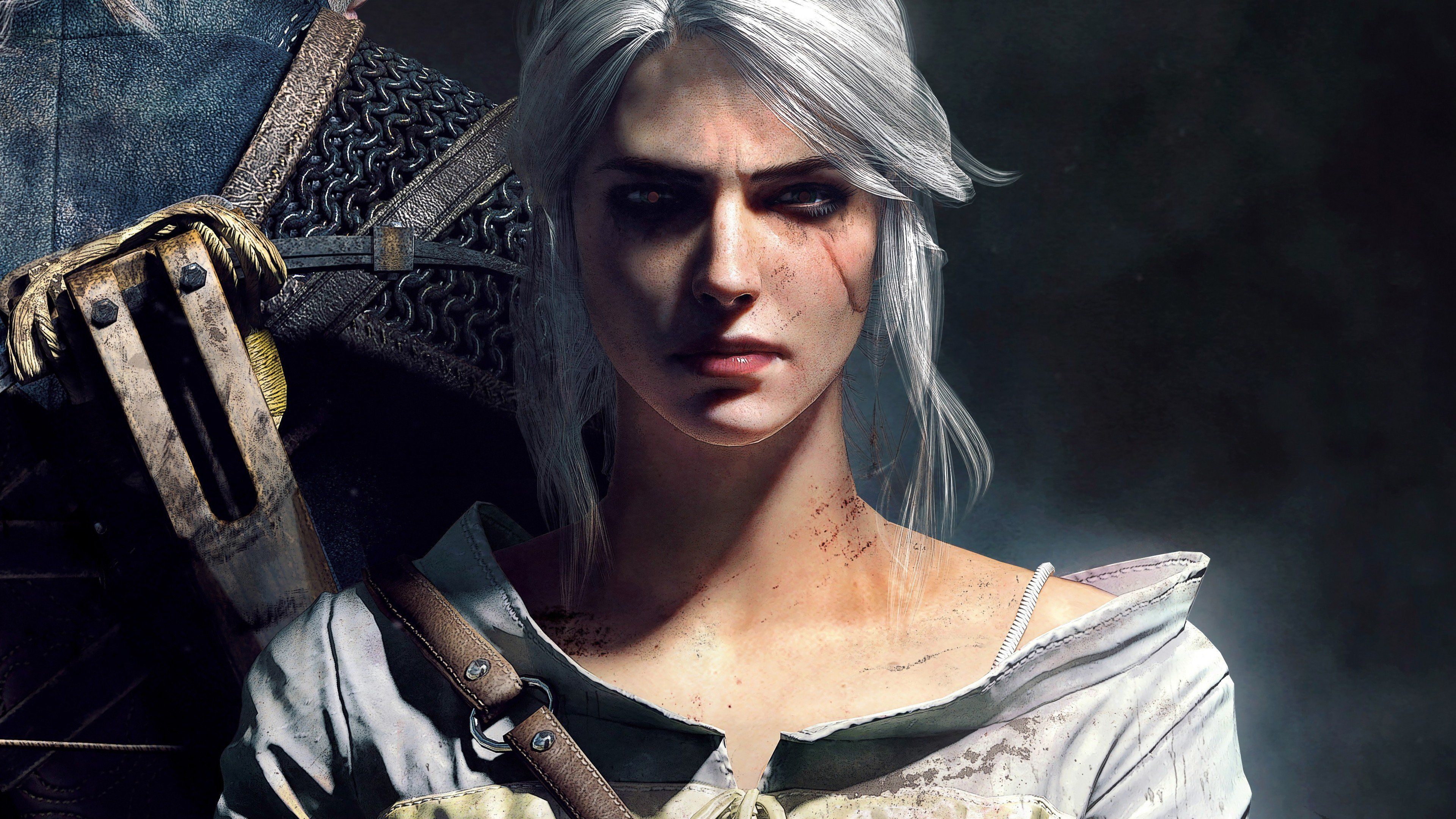 Ciri Wallpapers Wallpaper Cave