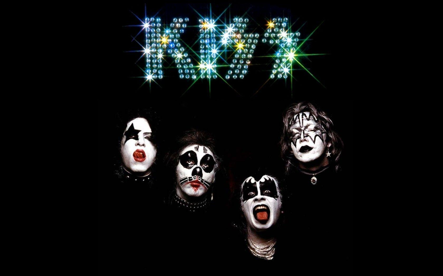 Hd Music Wallpapers For Android Group 62: KISS Band Wallpapers