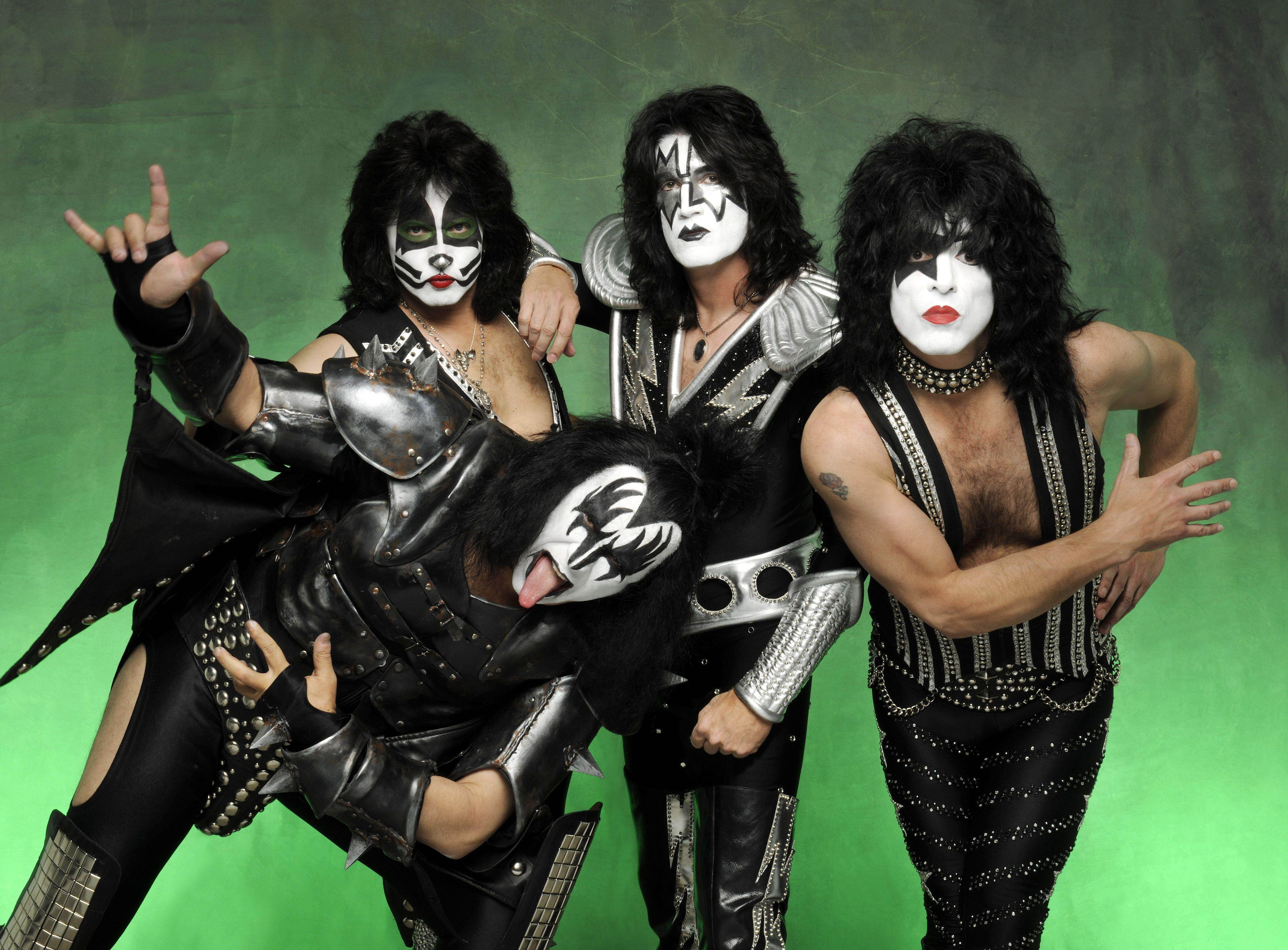 Band Kiss