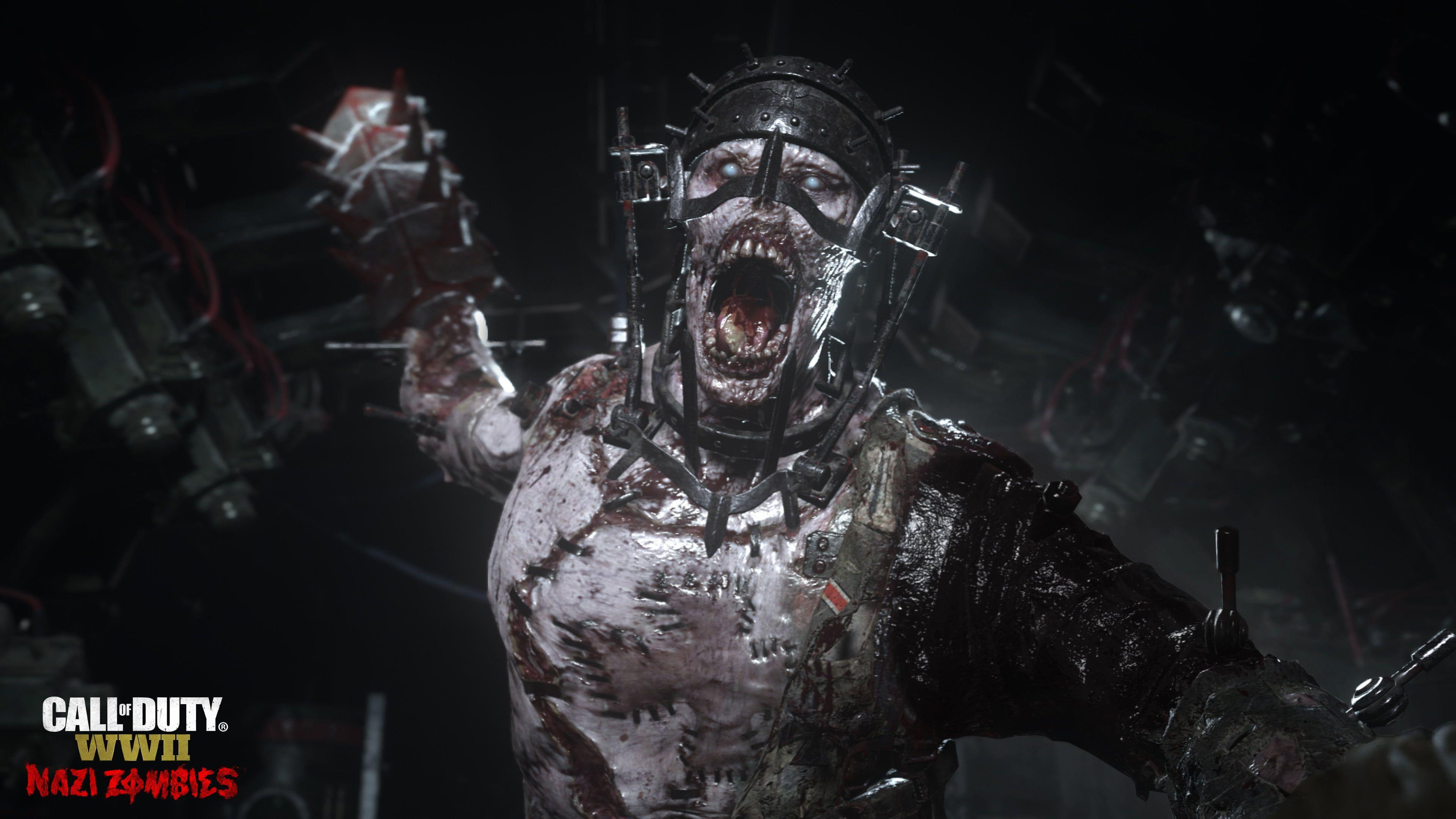 Call Of Duty WWII Nazi Zombies   Games HD 4k Wallpapers