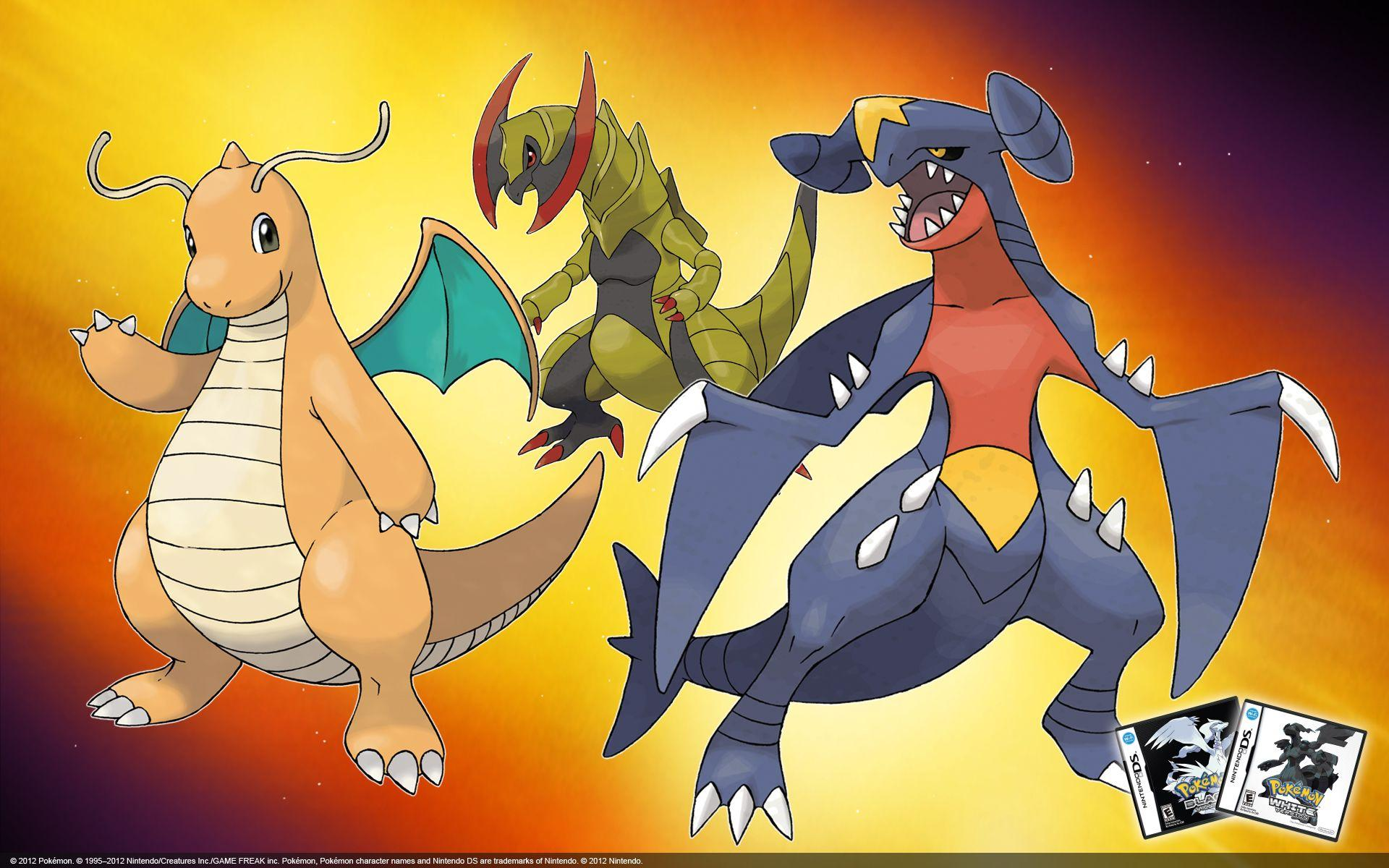 Dragon Pokemon Wallpapers, PC 44 Dragon Pokemon Wallpapers, NMgnCP