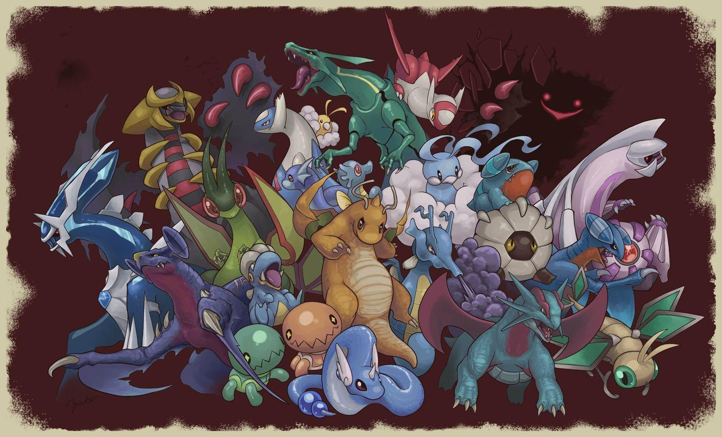 Dragon Types