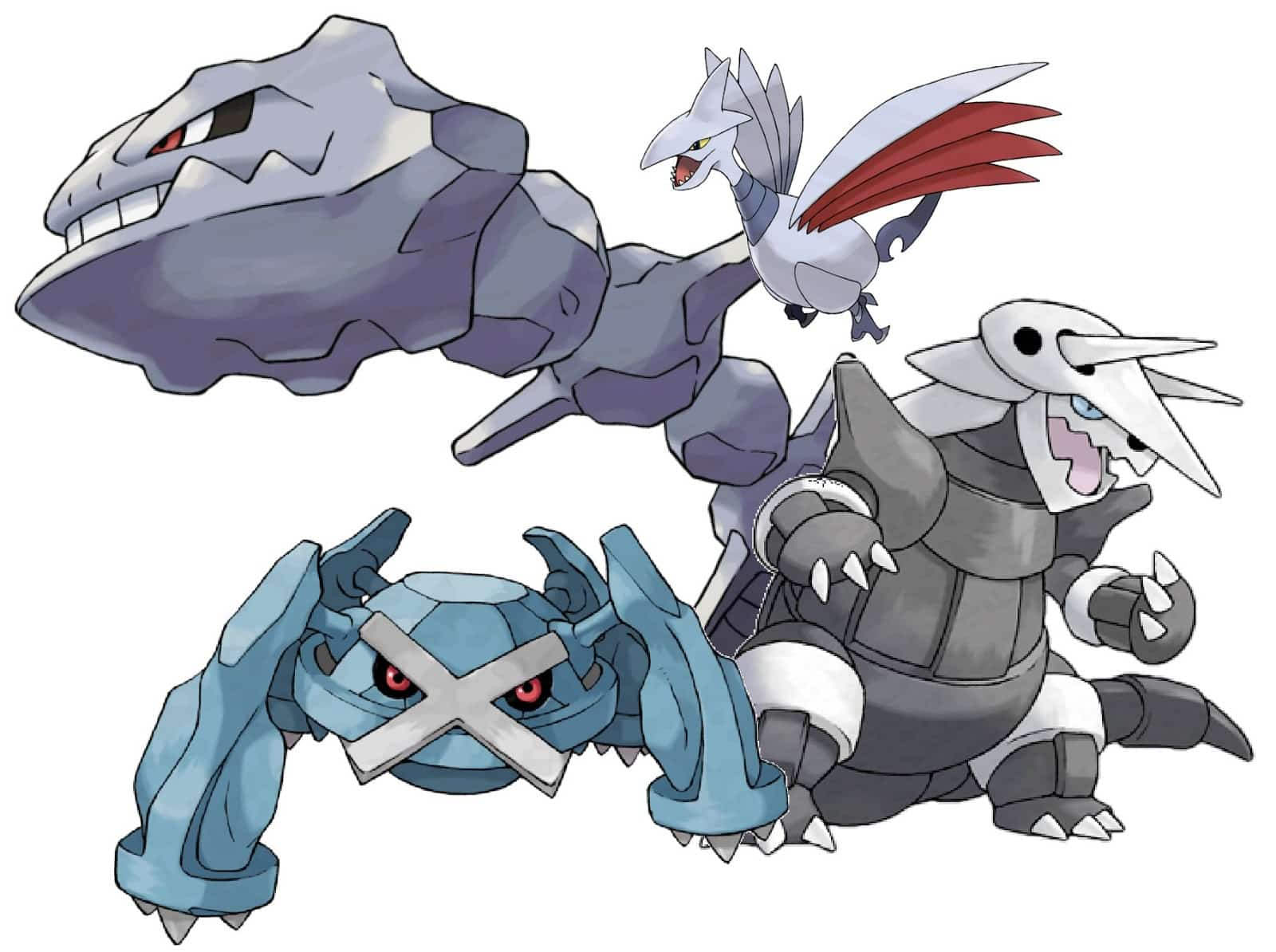 Steel And Dragon Type Pokemon In Pokemon GO; Do You Know Them All