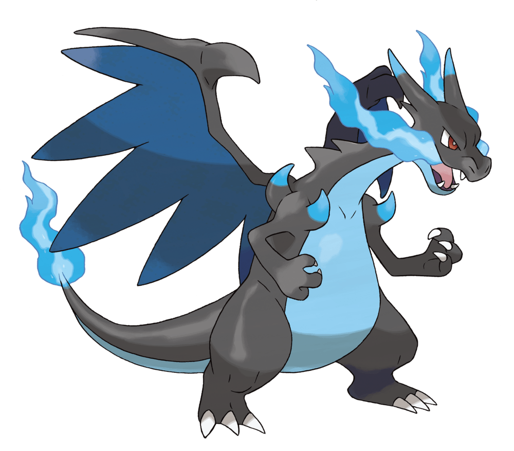 Space Dragon Pokemon Image