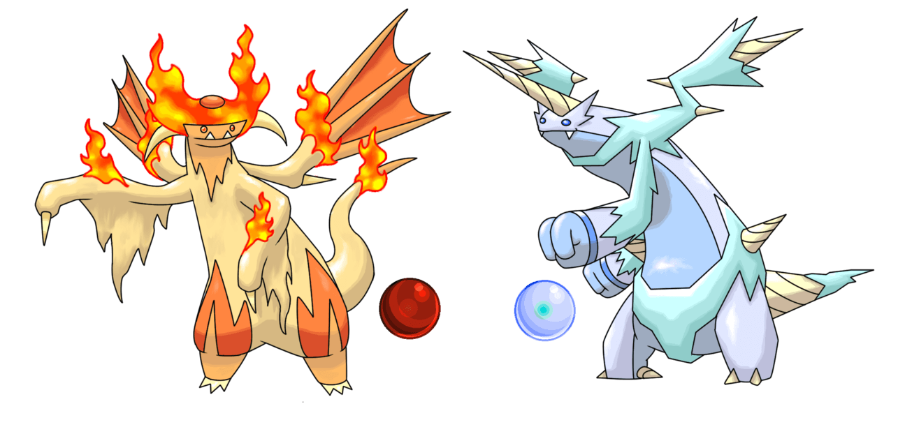 Dragon Type Pokemon Wallpapers